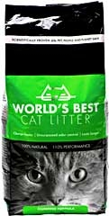 World's Best Cat Litter Clumping Formula 7lb