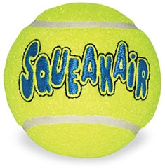 Kong Air Dog Squeakair Tennis Ball