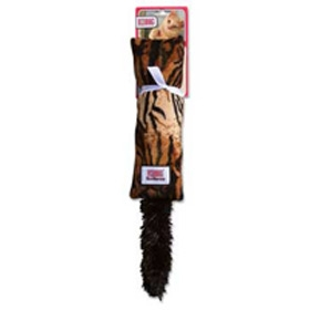 Kong Kickeroo Catnip Toy Black/brown