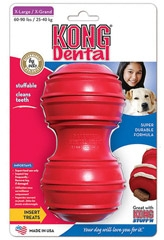 Kong Dental Treat Dispenser For Dogs Xlarge