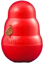 Kong Wobbler Treat Dispenser For Dogs