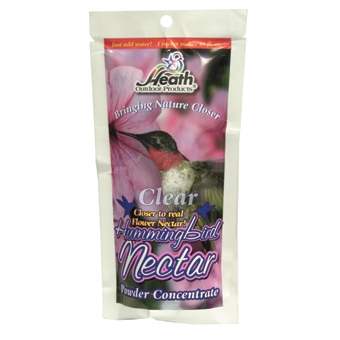 Heath Hummingbird Nectar Clear Powder Concentrate 8oz