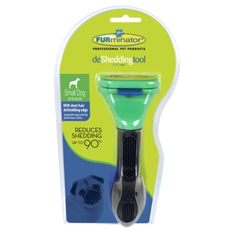 Furminator Short Hair Deshed Tool For Small Dogs