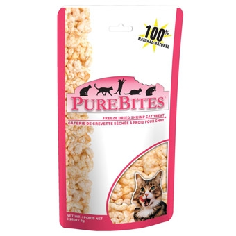 Purebites Shrimp Cat Treat .28oz