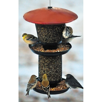No/no Multi-seed Wild Bird Feeder