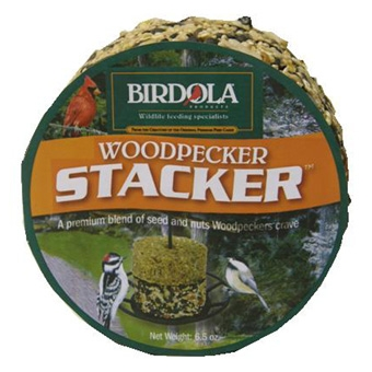 Birdola Stacker Woodpecker Blend 6.5oz