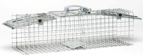 Havahart Ez Set Cage Trap For Skunks & Rabbits