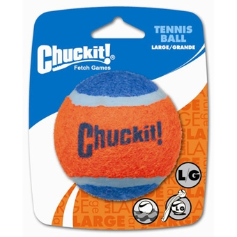 Chuckit Tennis Ball Large 1/pk