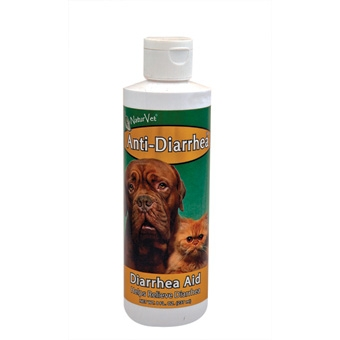 Naturvet Anti-diarrhea - Diarrhea Aid For Dogs & Cats Ready To Use 8oz