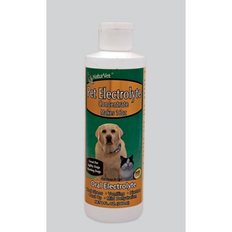 Naturvet Pet Electrolyte Concentrate For Dogs & Cats 16oz