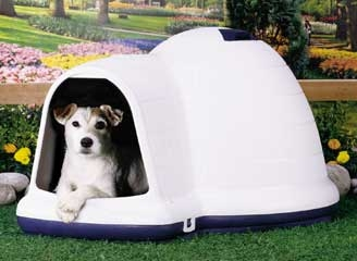 Indigo Dog House Medium