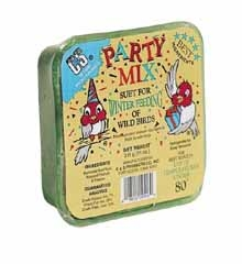 Party Mix Suet 11 Oz.