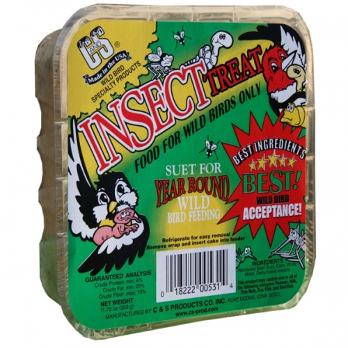 Insect Treat Suet 11.75oz