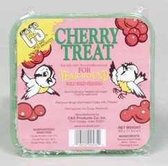 Cherry Treat Suet 11.75oz