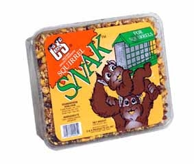 Squirrel Snak 2.7 Lb