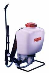 Solo Deluxe Backpack Sprayer 4gal