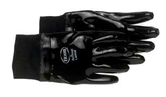Cotton Lined Neoprene Glove Large