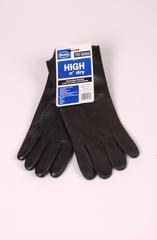 Jersey Lined Pvc Glove Large