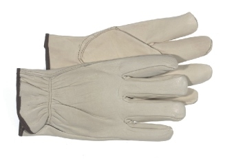 Premium Grain Leather Glove Medium