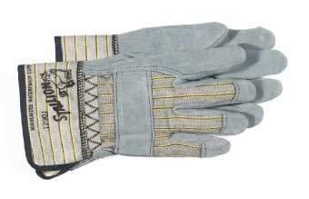 Stallion Leather Palm Glove Large