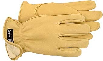 3m Thinsulate Lined Deerskin Large