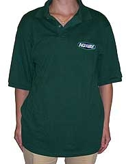 Agway Short Sleeve Knit Polo - Large