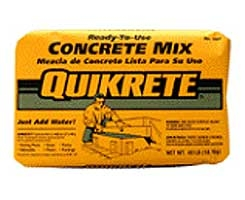 Quikrete Concrete Mix 80lb