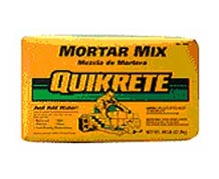 Quikrete Mortar Mix 80lb