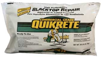 Quikrete Blacktop Patch 60lb