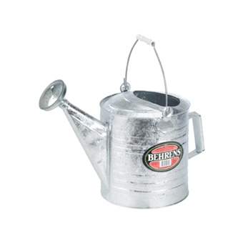 1 ½ Gallon Galvanized Steel Watering Can