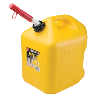 Midwest® Diesel Can (5 Gallon)