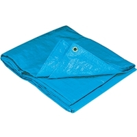 Blue Poly Tarp 8ft X 12ft