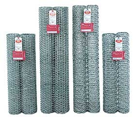 Wright Hexagonal Netting 20ga 2in X 36in X 75ft