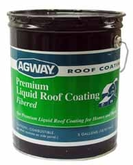 Agway Premium Liquid Roof Coating 5gal