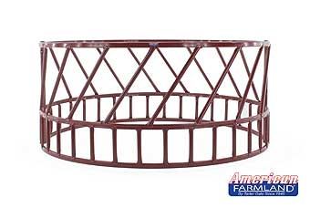 Round Hay Feeder 2 Piece 8ft