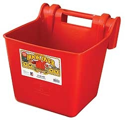 Hook Over Feeder Red 15qt