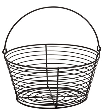 Miller Mfg Egg Basket Large