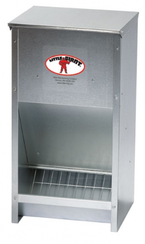 Miller Mfg High Capacity Poultry Feeder
