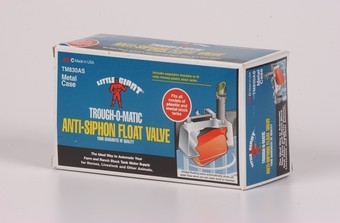 Anti-siphon Float Valve