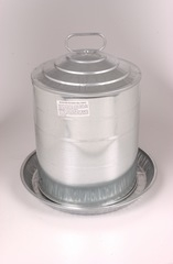 Poultry Fountain Waterer 5gal