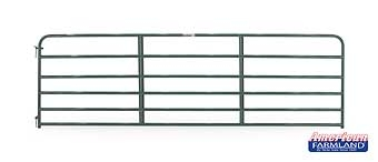 6 Bar Economy Tube Gate Green 14ft