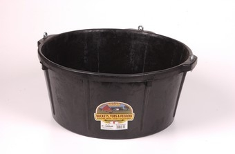 Rubber Feed Tub 6.5gal