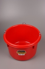 Red Round Feeder 8gal