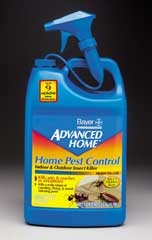 Bayer Advanced Home Pest Control Rtu 1gal