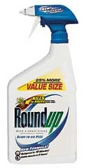 Roundup Weed And Grass Killer Rtu 30oz