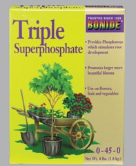Triple Superphosphate 4 Lb