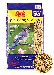 Lyric Wild Bird Food Mix 40lb