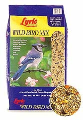 Lyric Wild Bird Food Mix 20lb