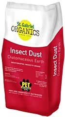 St. Gabriel Organics Insect Dust Diatomaceous Earth 4.4lbs