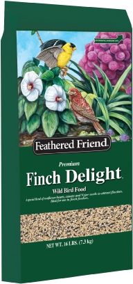 Feathered Friend Finch Delight 16lb